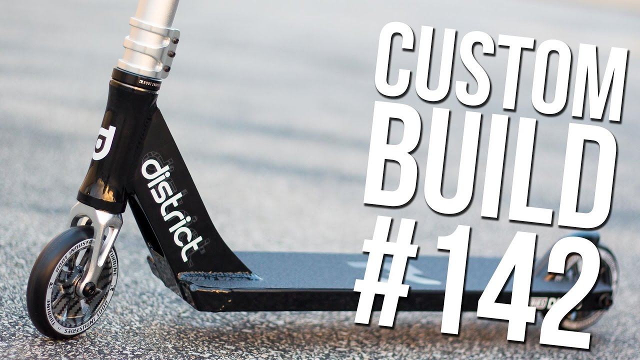 Custom Build #142 │ The Vault Pro Scooters - YouTube