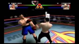 Ready 2 Rumble Boxing - Boris Knokimov Playthrough 1/4