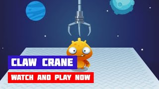 Claw Crane · Game · Gameplay