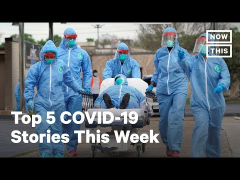 Top 5 Most Shocking Coronavirus Stories This Week (March 15, 2020) | NowThis