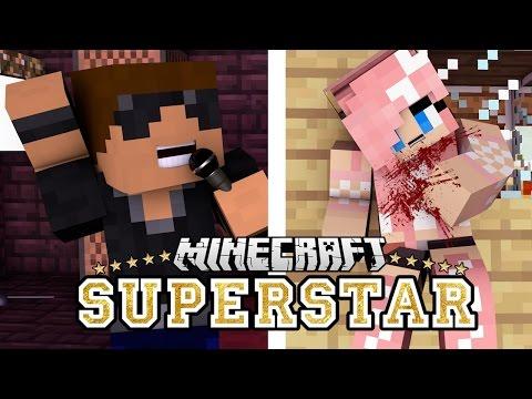 Rise & Fall   Minecraft Superstar [S1: Movie Minecraft Roleplay Adventure]
