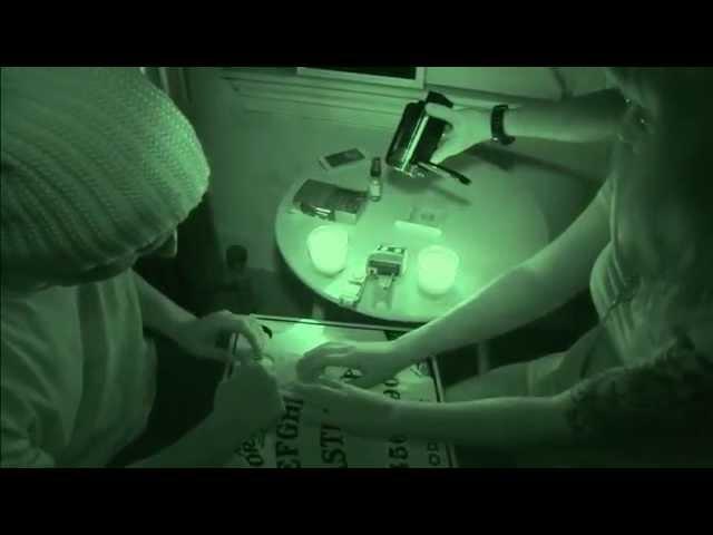A Haunting Welles DEMON House Ouija Board GONE BAD