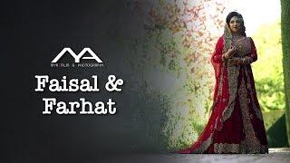 Asian Pakistani Wedding in Bradford | Wedding Trailer | Faisal & Farhat