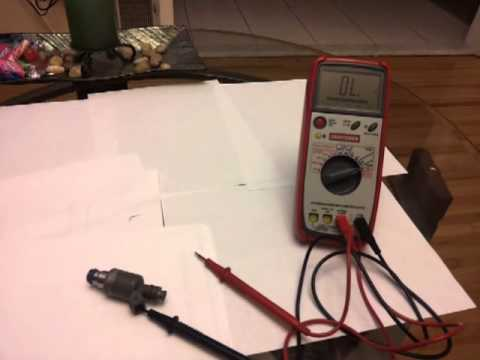 How To Test Fuel Injectors - REAL EASY!!
