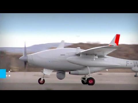 'Patroller' long-endurance UAV family