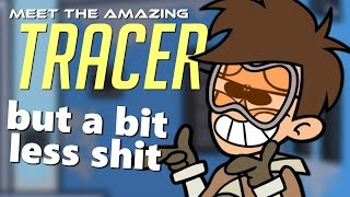 Meet the Amazing Tracer by Piemations but a bit less shit