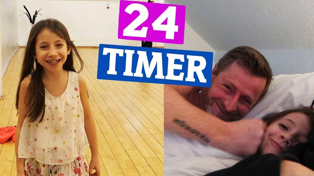 Naja skal til dans - 24 timer i familien münster