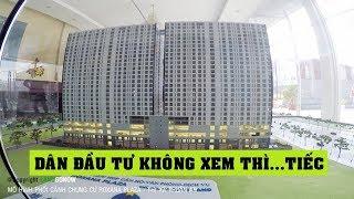 Mô hình phối cảnh chung cư Roxana Plaza, QL13, TX.Thuận An, Bình Dương - Land Go Now ✔