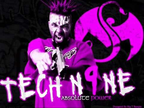 Tech N9ne - Caribou Lou [Z-MiX]