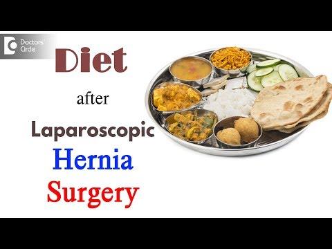 What Can I Eat After Laparoscopic Hernia Surgery? - Dr. Nanda Rajaneesh