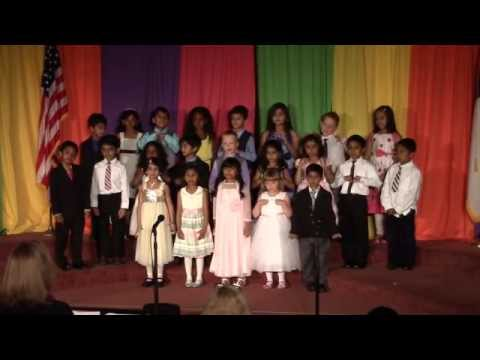 2015 Latham Christian Academy K5 Graduation Part 2
