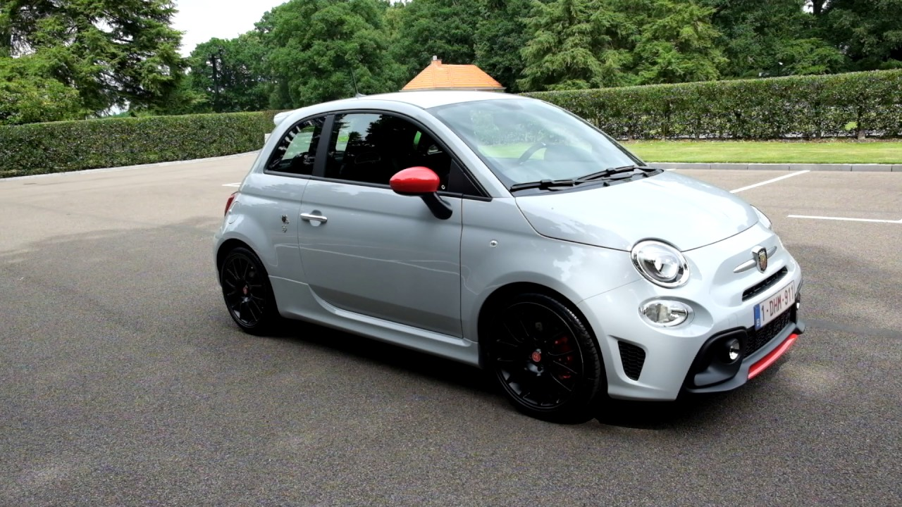 abarth 595 pista new car day part 1 youtube. Black Bedroom Furniture Sets. Home Design Ideas