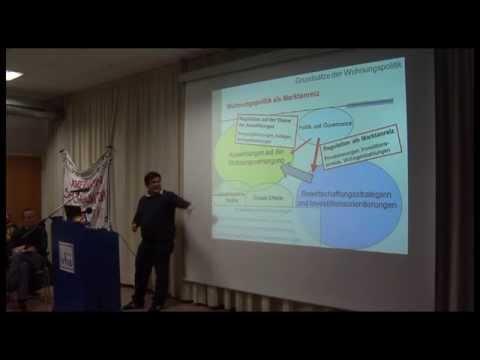 Mietenwahnsinn mit Andrej Holm Teil 1