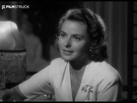 CASABLANCA, Michael Curtiz, 1942 - As Time Goes By