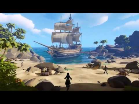 Sea Of Thieves Trailer At E3 2015