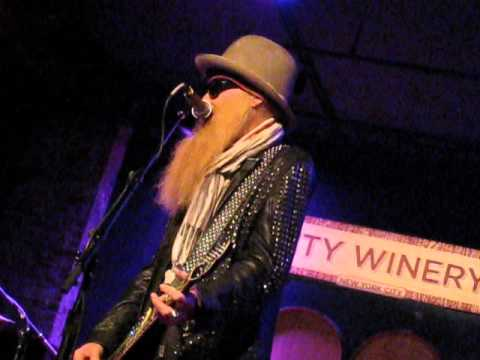"BILLY GIBBONS -- ""THESE BOOTS ARE MADE FOR WALKIN"