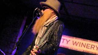 "BILLY GIBBONS -- ""THESE BOOTS ARE MADE FOR WALKIN'"""