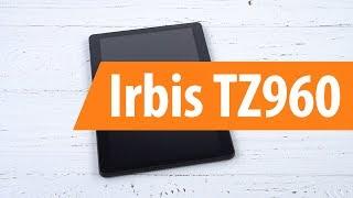 распаковка Irbis TZ960 / Unboxing Irbis TZ960