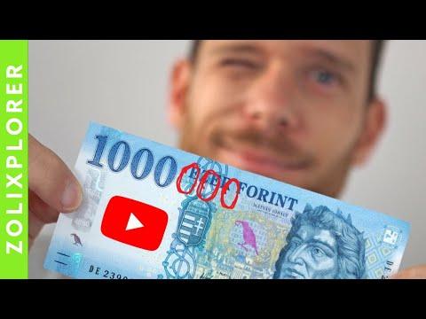 hogyan lehet pénzt keresni videó 2020