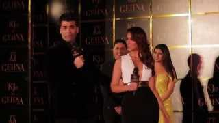 #KJoForGehna collection launch
