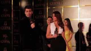 #KJoForGehna collection launch