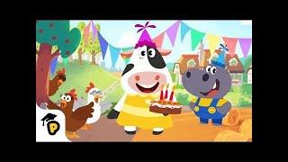 Dr. Panda TotoTime | Moo's Apple Pie | Full Episode 1 | Kids Learning Video