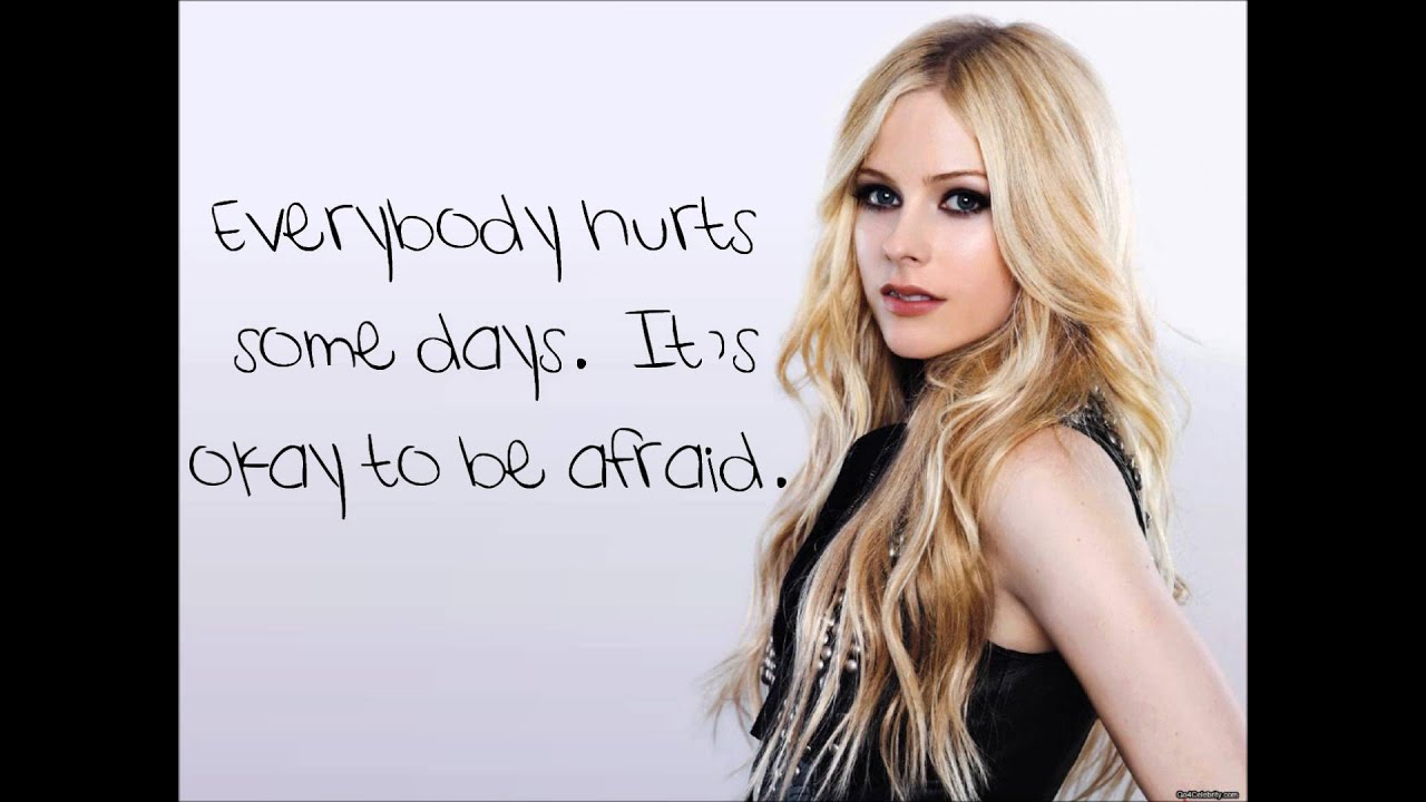 Avril Lavigne - Birdie (Lyrics) - YouTube