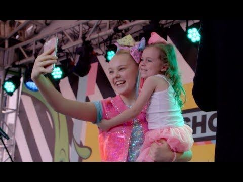 JoJo Siwa - Every Girl's A Super Girl (Official Video)