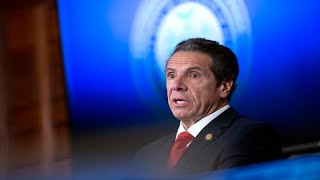 New York Governor Andrew Cuomo rebukes President Trump over state bailouts