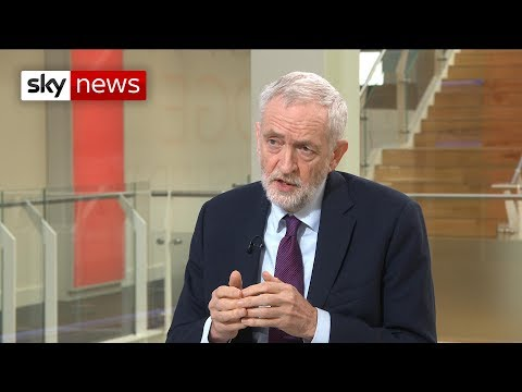 Corbyn says Labour is likely to back public vote amendment