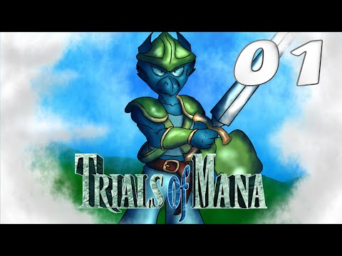Trials of Mana #01 🎮  Nach ...