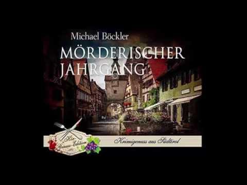 Michael Böckler   Mörderischer Jahrgang Baron Emilio von Ritzfeld Hechenstein 3   Hörbuch