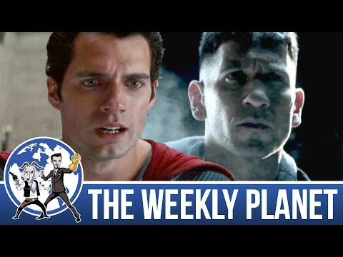 Is Superhero Fatigue Setting In? - The Weekly Planet Podcast