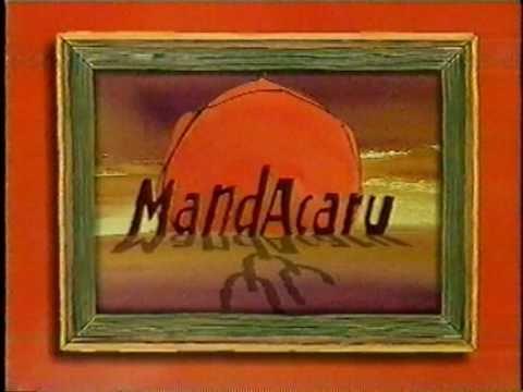 Cenas finais do primeiro capitulo de Mandacaru (Manchete, 1997)