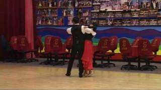 Gold Star II Slow Foxtrot Ballroom Dance Lesson