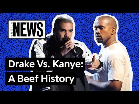 A Timeline Of Drake & Kanye West's Beef | Genius News Mp3