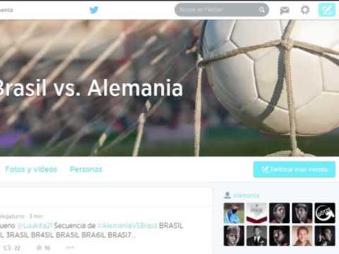 Trending Toop -Brasil vs Alemania