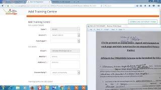 PMG DISHA SERVICE में VLE को registration & affidavit by notary public से  कैसे करना होगा  |