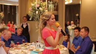 Лучшее и самое трогательное поздравление на свадьбу от любимой сестренки#сестрыБакунины