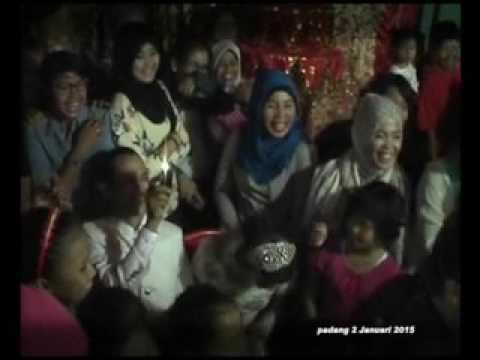 Ody Malik - Lamak Katan Sampai Rankuangan di pesta