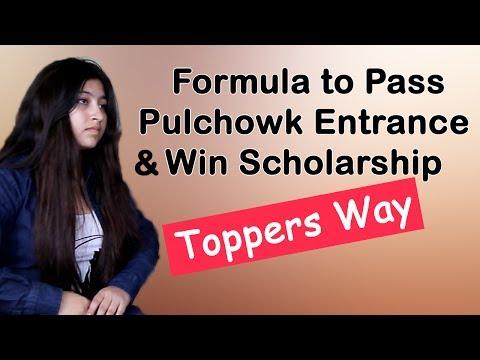 पुल्चोक कलेजमा नाम कसरी निकाल्ने? How to pass IOE Entrance Preparation, Pulchowk Engineering College