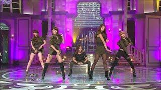 【TVPP】4MINUTE - Huh, 포미닛 - 허 @ Christmas Special, Music Core ...