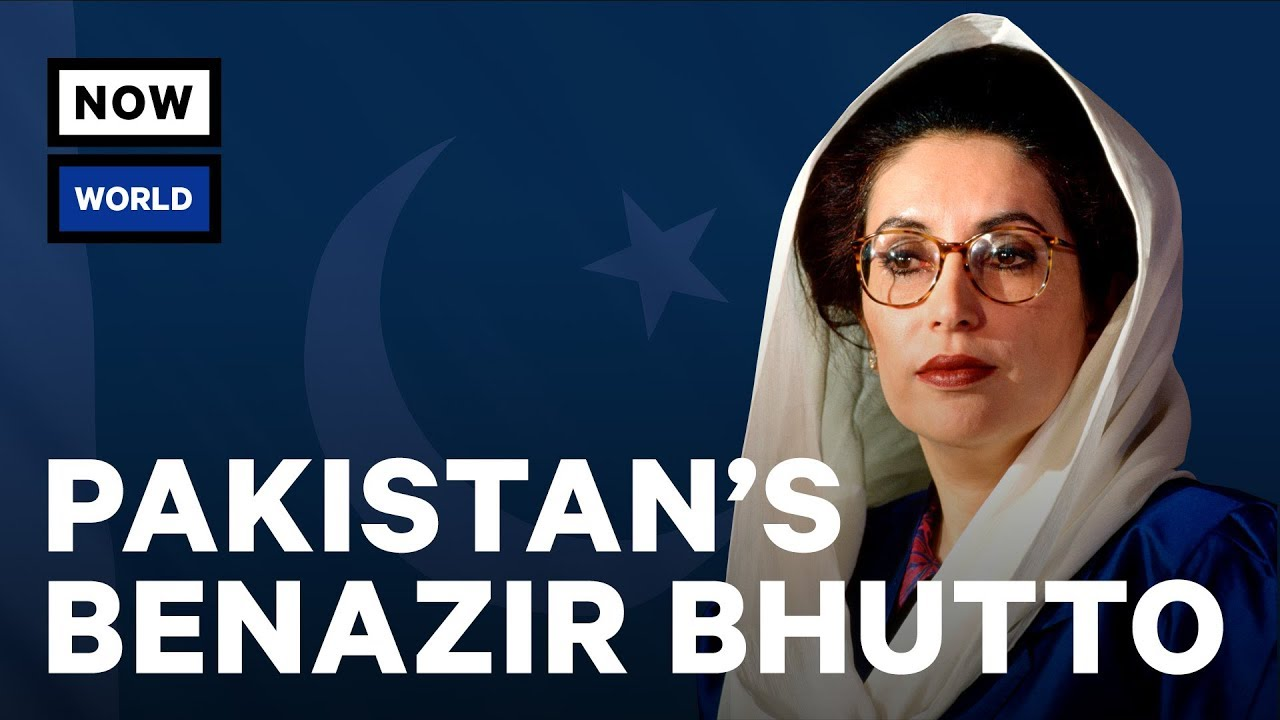 Download The Rise And Fall Of Pakistan's Benazir Bhutto | NowThis World