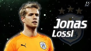 Jonas Lössl 2017/18 Amazing Saves - Huddersfield Town FC