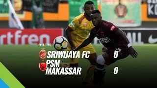[Pekan 6] Cuplikan Pertandingan Sriwijaya FC vs PSM Makassar, 28 April 2018
