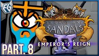 Český GamePlay   Swords and Sandals 2 Redux #8 - Rychlý Prachy