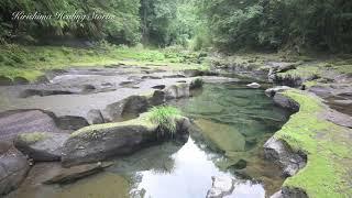 【4K 自然の音と映像】霧島ヒーリング物語〝真米甌穴群〟