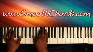 Somewhere Around The Throne - Mighty Clouds Of Joy - Piano Tutorial