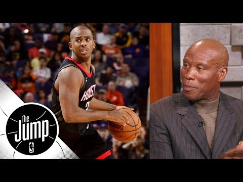 Byron Scott on Chris Paul's return to L.A.: He wants to destroy them | The Jump | ESPN