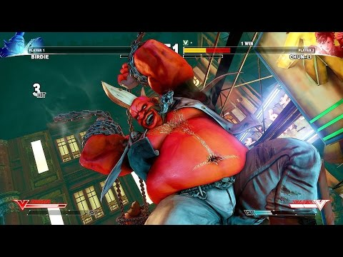 Street Fighter V: Giant Bomb Quick Look